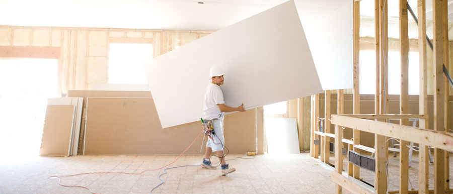 drywall partition singapore