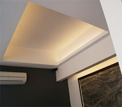 lighting pelmet
